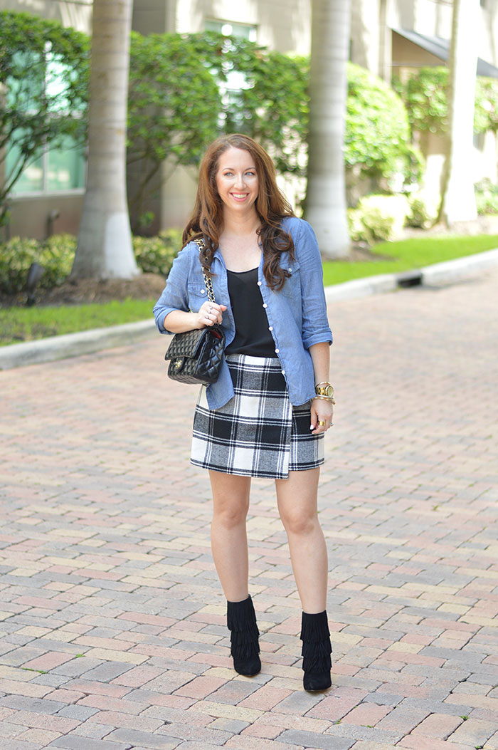 Chambray Shirt Archives Law Of Fashion Blog
