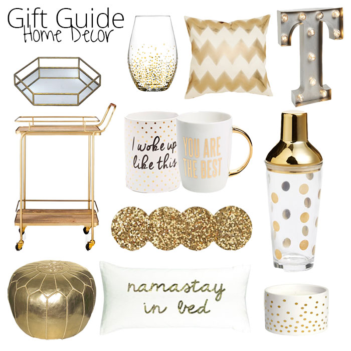 Gift Guide: Home Decor