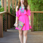 The Cutest Pink Dress Under $50