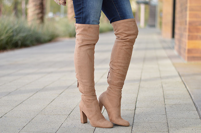 34783341c71 Over the Knee Boots Archives - Page 2 of 3 - Law of Fashion Blog