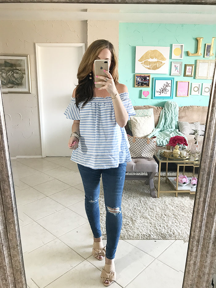 beab0a1acfdba nina lacher from law of fashion blog wears the best maternity jeans