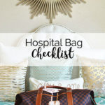 What I Packed in my Hospital Bag
