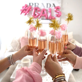Why You Need a Galentine's Day Party