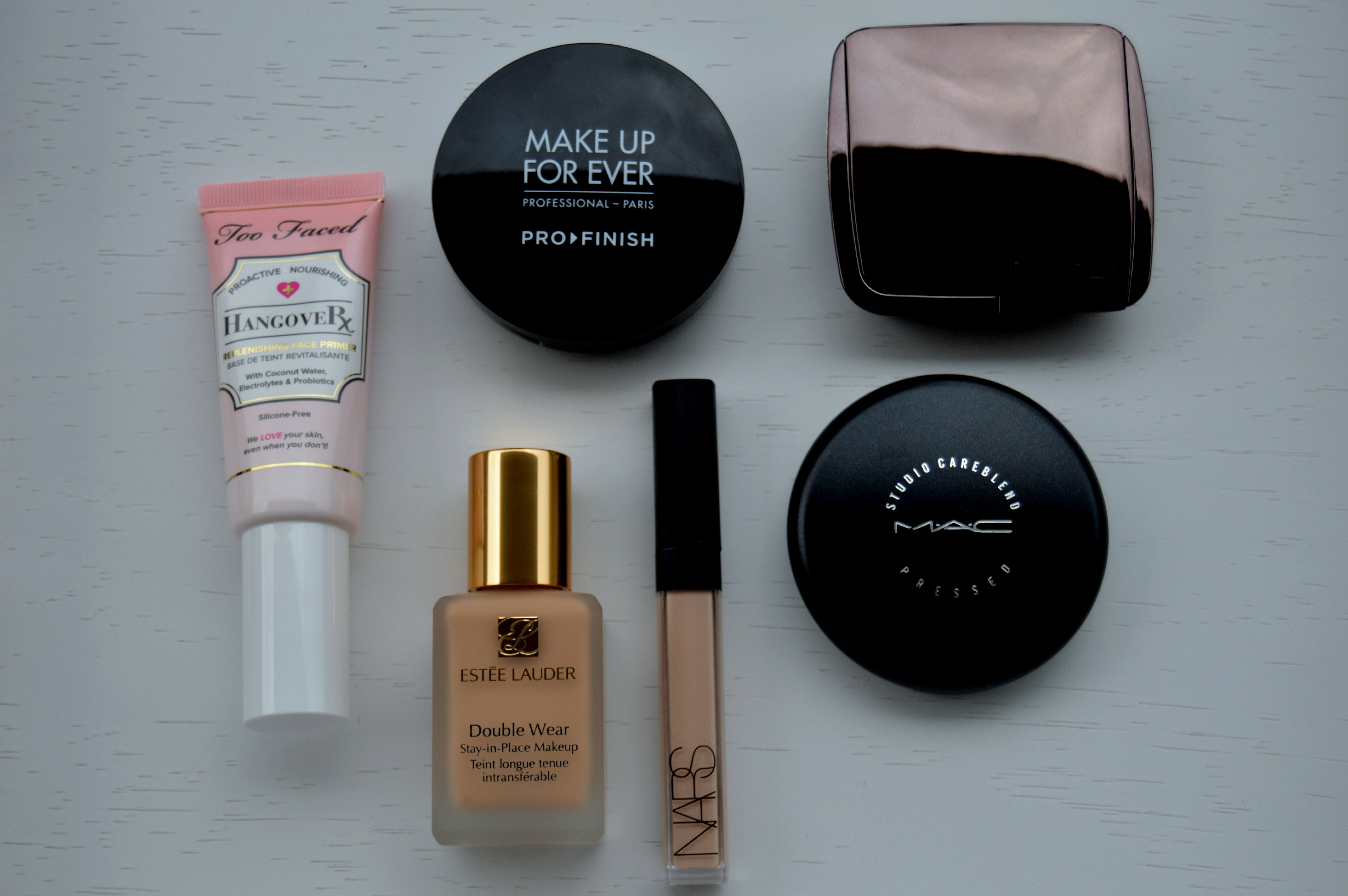 Makeup For Oily Skin